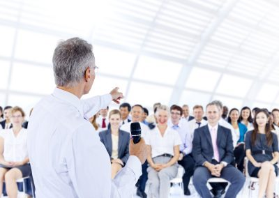 Public Speaking Help in the South East and London